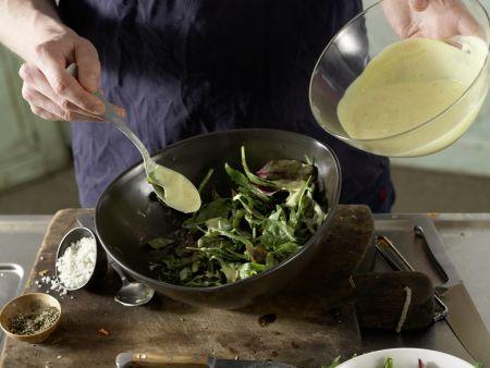 Möhren-Kartoffel-Rösti: Zubereitungsschritt 11