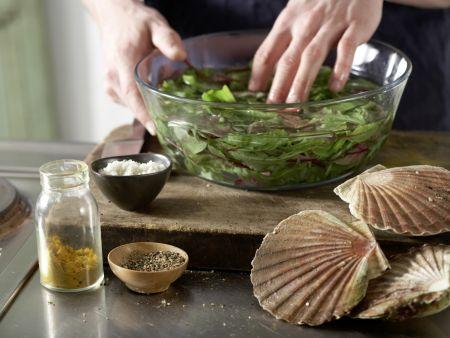 Möhren-Kartoffel-Rösti: Zubereitungsschritt 3