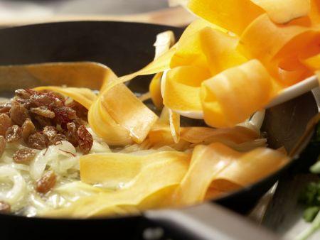 Möhren-Pasta: Zubereitungsschritt 5