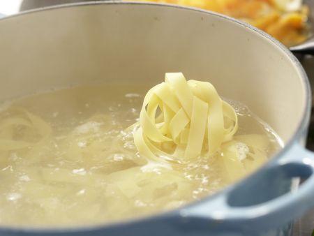 Möhren-Pasta: Zubereitungsschritt 7