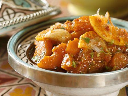 Möhrensalat auf marokkanische Art