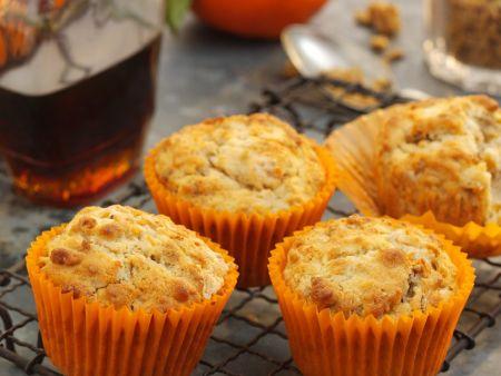 Muffins mit Mandarinen