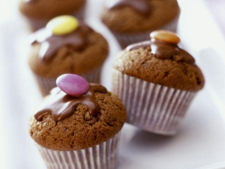 Muffins mit Smartys