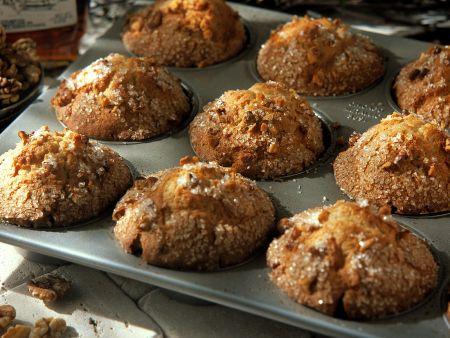 Muffins mit Walnüssen