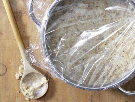 Multikorn-Porridge: Zubereitungsschritt 4
