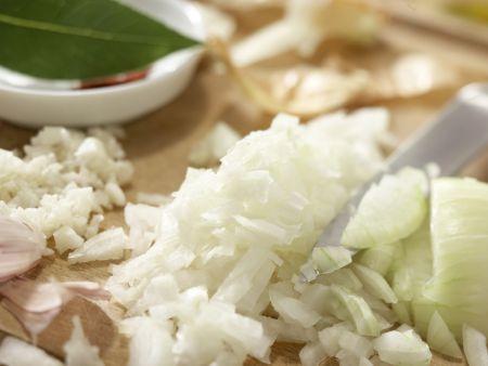Muschelsuppe: Zubereitungsschritt 4