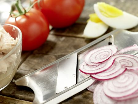 Nizza-Salat: Zubereitungsschritt 6