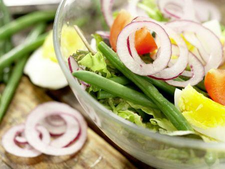 Nizza-Salat: Zubereitungsschritt 9