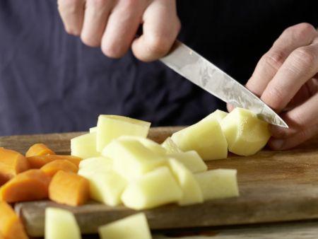 Norddeutscher Milch-Gemüse-Topf: Zubereitungsschritt 6