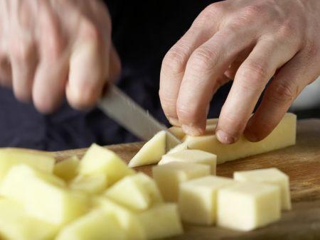 Norddeutscher Milch-Gemüse-Topf: Zubereitungsschritt 7