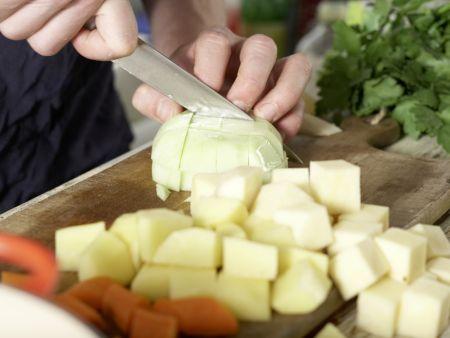 Norddeutscher Milch-Gemüse-Topf: Zubereitungsschritt 8