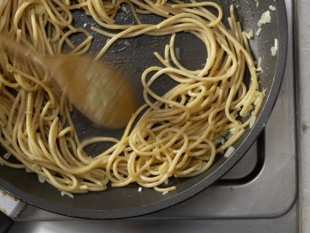 Nudel-Frittata: Zubereitungsschritt 3