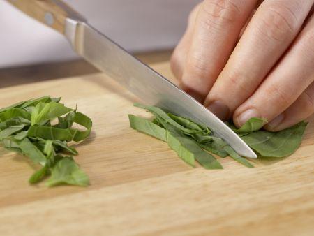 Ofenkartoffeln mit bunten Dips: Zubereitungsschritt 8