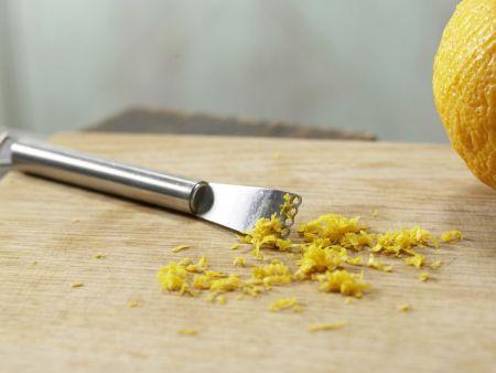 Orangen-Couscous: Zubereitungsschritt 1