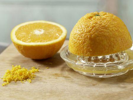 Orangen-Couscous: Zubereitungsschritt 2