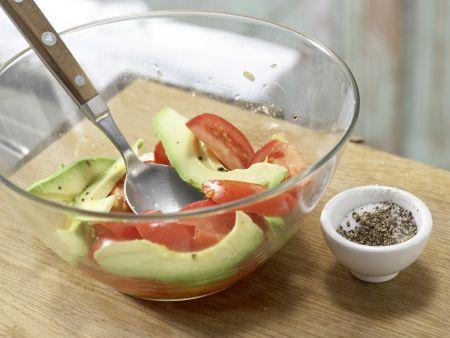 Orangen-Couscous: Zubereitungsschritt 7