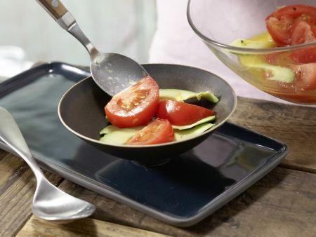 Orangen-Couscous: Zubereitungsschritt 8