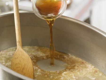 Orangen-Estragon-Spargel: Zubereitungsschritt 4