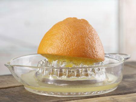Orangen-Joghurt: Zubereitungsschritt 3
