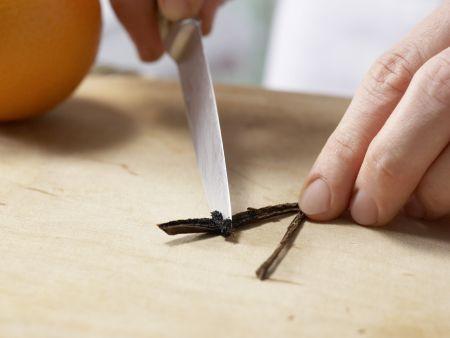 Orangen-Marinade: Zubereitungsschritt 1
