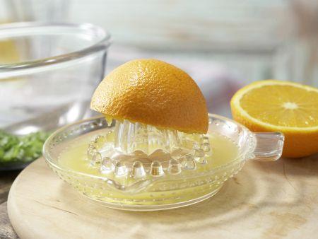 Orangen-Marinade: Zubereitungsschritt 3
