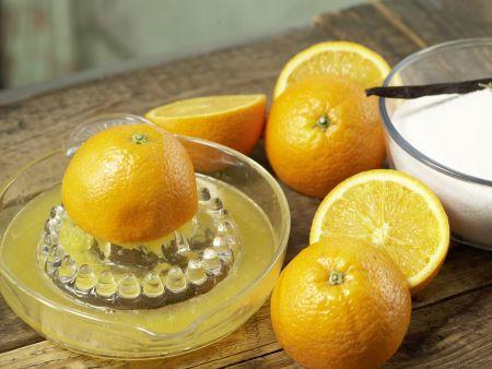 Orangen-Thymian-Gelee: Zubereitungsschritt 2
