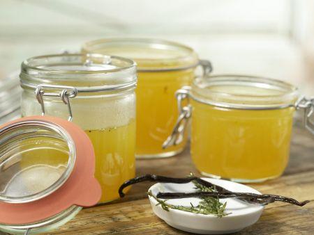 Orangen-Thymian-Gelee: Zubereitungsschritt 7
