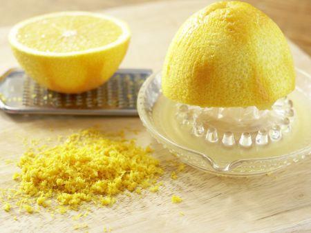 Orangenlachs mit Lauch-Risotto: Zubereitungsschritt 7