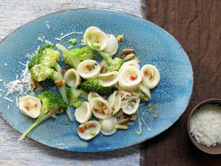 Orecchiete-Nudeln mit Brokkoli