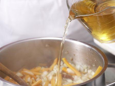 Orientalische Gemüsesuppe: Zubereitungsschritt 6
