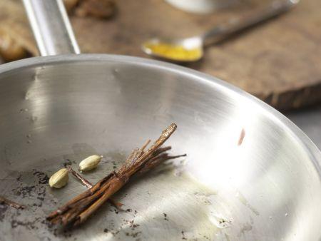 Orientalischer Gewürz-Couscous: Zubereitungsschritt 3