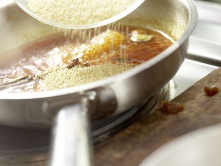 Orientalischer Gewürz-Couscous: Zubereitungsschritt 5