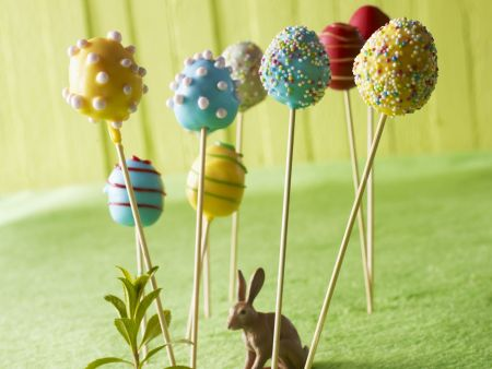 Rezept: Oster-Lollies