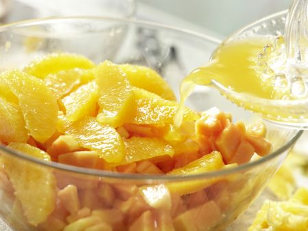 Papaya-Orangen-Marmelade: Zubereitungsschritt 5