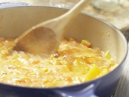 Papaya-Orangen-Marmelade: Zubereitungsschritt 7