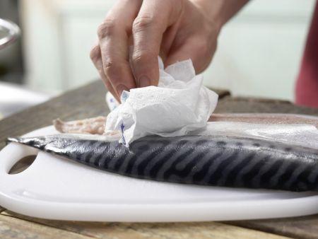 Paprika-Limetten-Couscous: Zubereitungsschritt 4