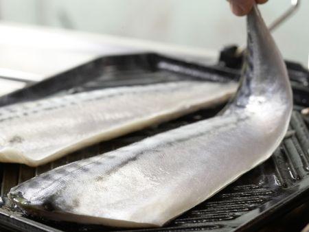 Paprika-Limetten-Couscous: Zubereitungsschritt 5