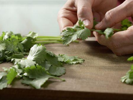 Paprika-Limetten-Couscous: Zubereitungsschritt 7