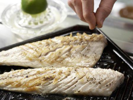Paprika-Limetten-Couscous: Zubereitungsschritt 9