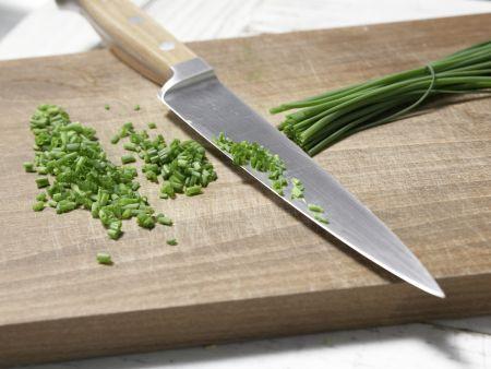 Paprika-Mais-Dip: Zubereitungsschritt 3