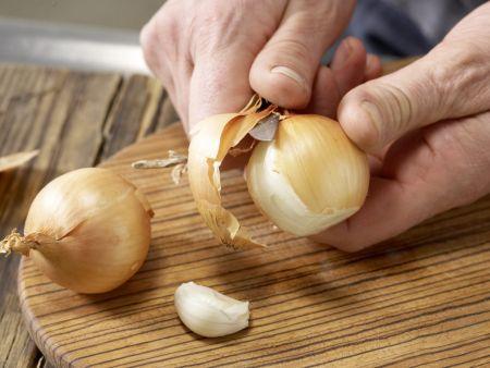 Paprika-Polenta-Suppe: Zubereitungsschritt 3