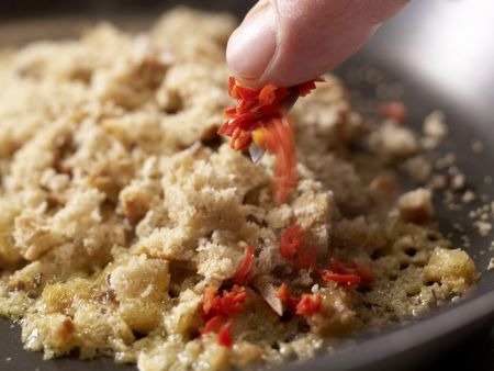 Paprika-Zucchini-Nudeln: Zubereitungsschritt 5