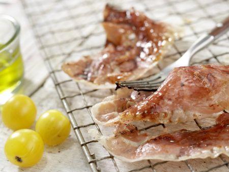 Parma-Salat mit Feigen: Zubereitungsschritt 5