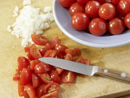 Pasta mit Venusmuscheln: Zubereitungsschritt 5