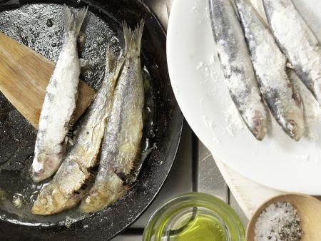 Pasta Siziliana: Zubereitungsschritt 6