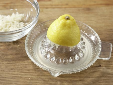 Pastasauce mit Sellerie, Meerrettich: Zubereitungsschritt 6