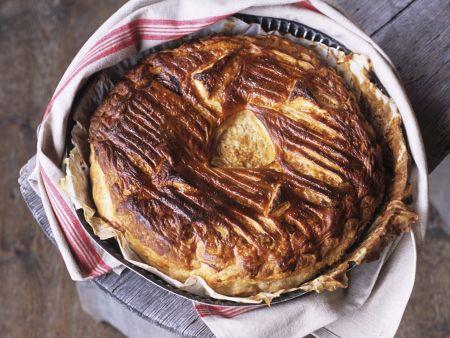 Rezept: Pastete mit Fleischfüllung