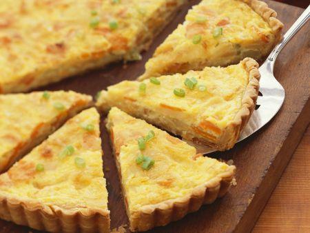 Pastinaken-Karotten-Kuchen