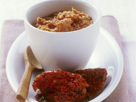 Rezept: Pesto aus getrockneten Tomaten