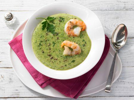 Petersilien-Pastinaken-Suppe